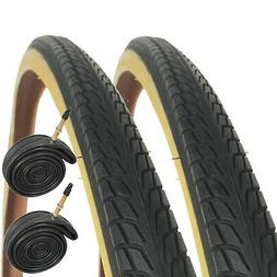 2X Raleigh Cst T1531 700 X 38C Arrow Hybrid Bike Tyres And P