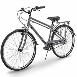 Royce Union 700c Hybrid Comfort Commuter Bike w/ Lightweight