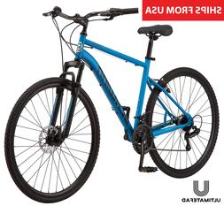 *BRAND NEW* Schwinn 700c Copeland Men's Hybrid Bike Blue - F