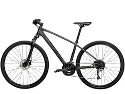 Brand New Men's 2021 Trek Dual Sport 3 Flat bar Hybrid mount