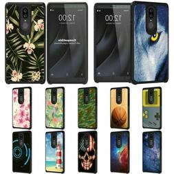 For Coolpad Legacy / Alchemy Hybrid Dual Layer Fitted Hard P