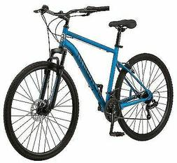 Schwinn Copeland Men's Hybrid Bike, Blue. 700c Brand New!