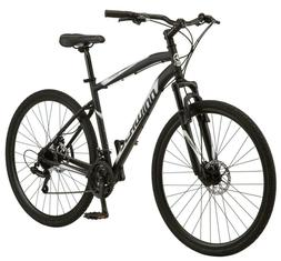 glenwood hybrid bike 700c