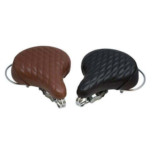 beach cruiser chopper bicycle saddle seat diamond