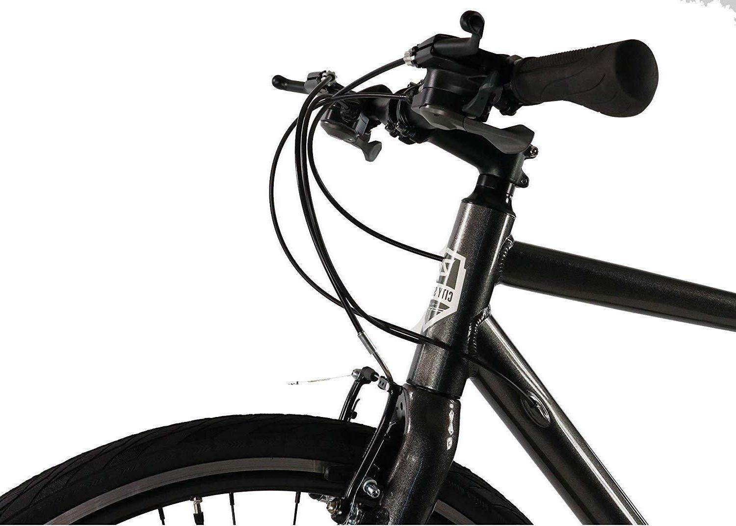 ZF Men Hybrid Alloy Butted - Gray