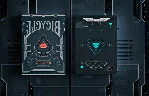 Bicycle Hybrid Playing Cards -
