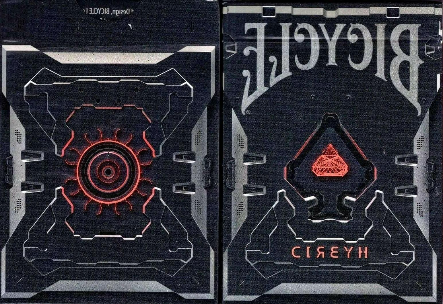 hybrid playing cards limited standard edition sealed