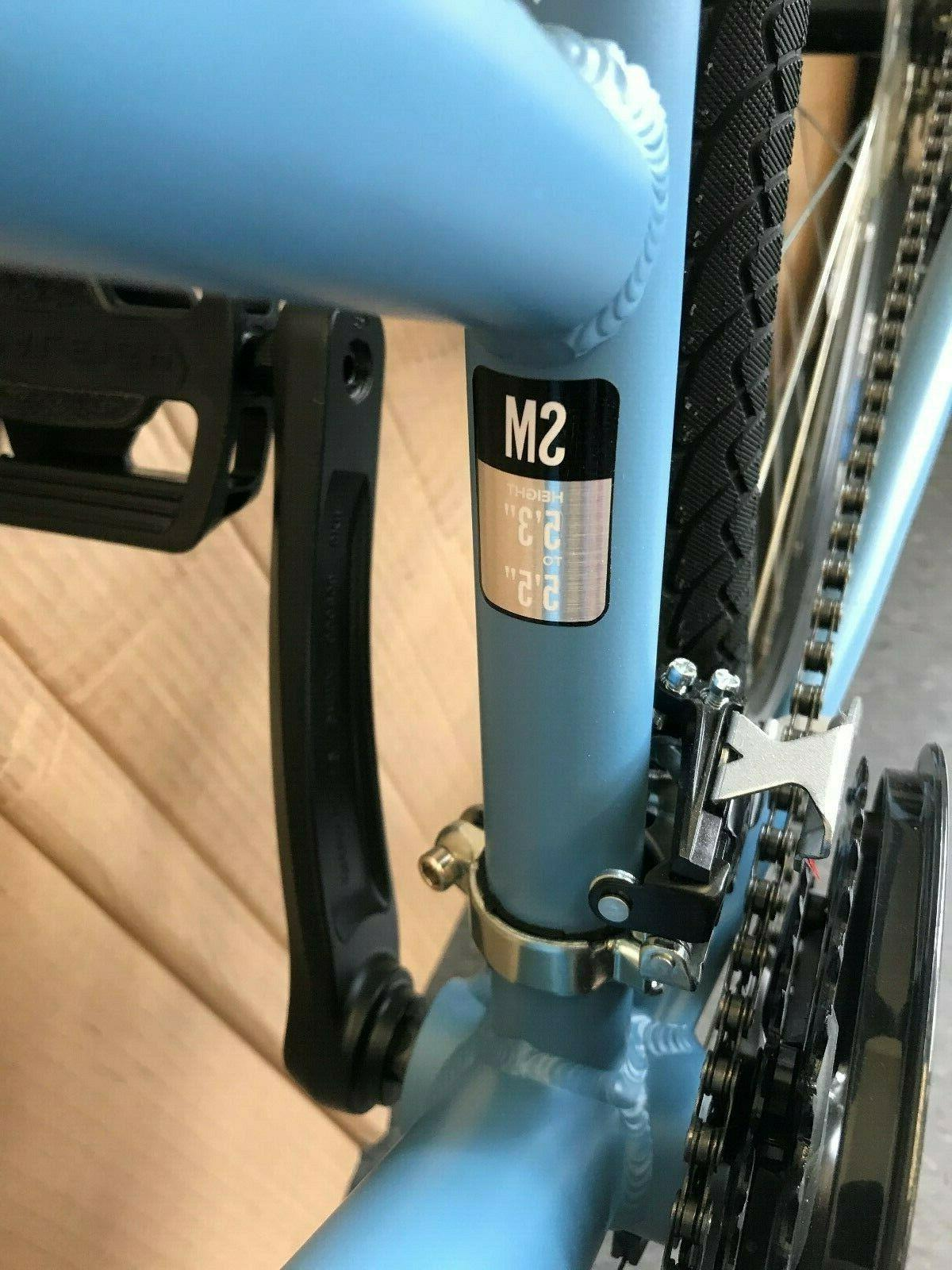 NEW RALEIGH 1 ALUMINUM FRAME SMALL SIZE