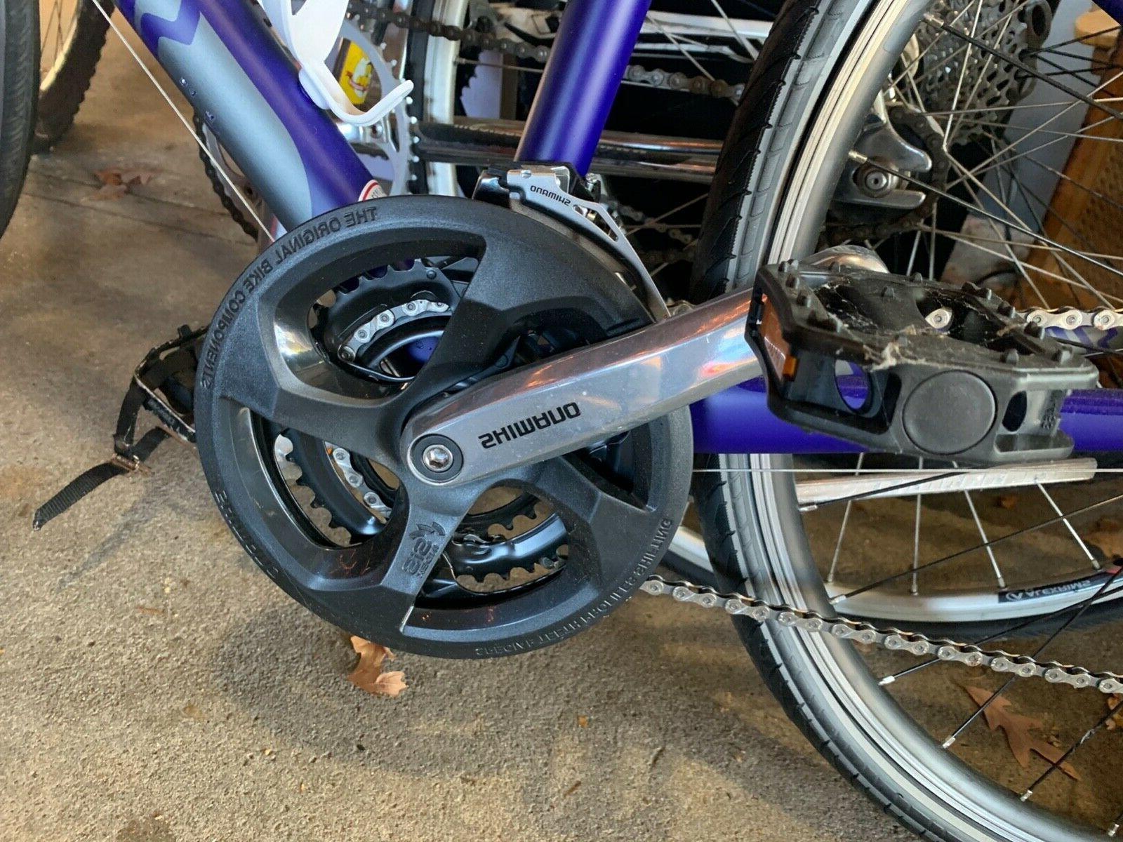 Specialized Purple. and stored in
