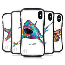 P.D. MORENO ASSORTED DESIGN HYBRID CASE FOR APPLE iPHONES PH