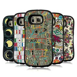 SHARON TURNER PATTERNS HYBRID CASE FOR SAMSUNG PHONES