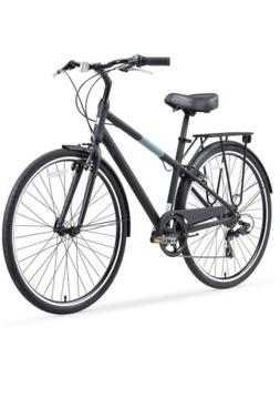 sixthreezero Reach Your Destination Men's Hybrid Bike with R