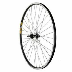 Wheel Rear 700 x 35 Black/Silver WEI-ZAC19 36H